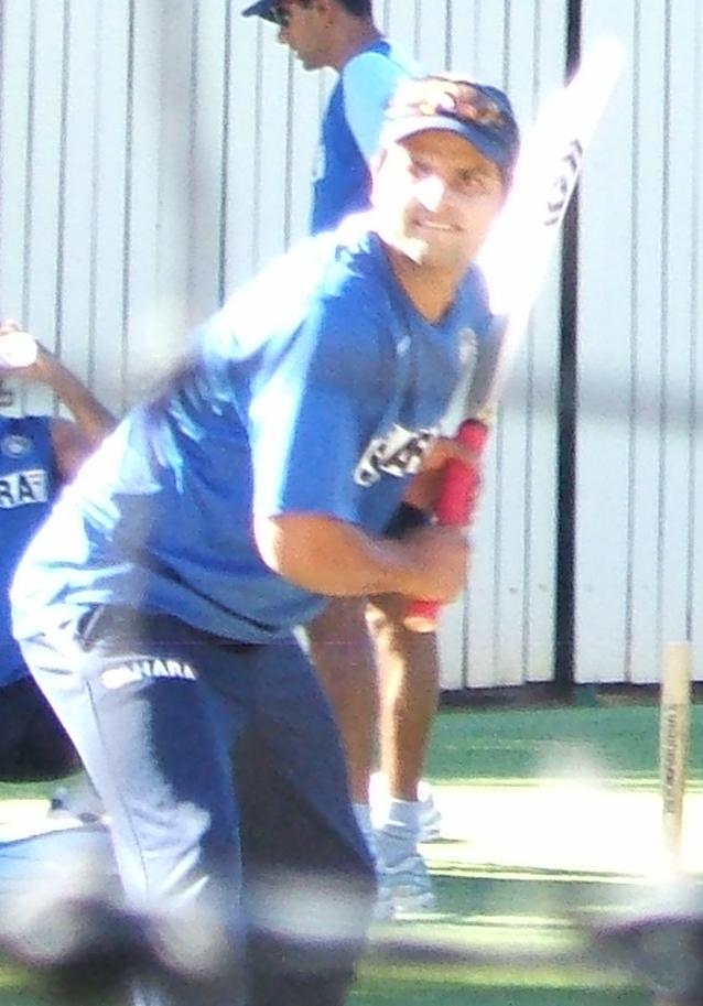 Raina Batting
