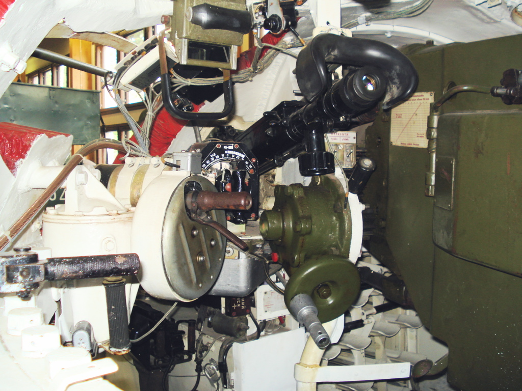 Soviet T 54 Tank Cutaway Display At The Armour Museum In