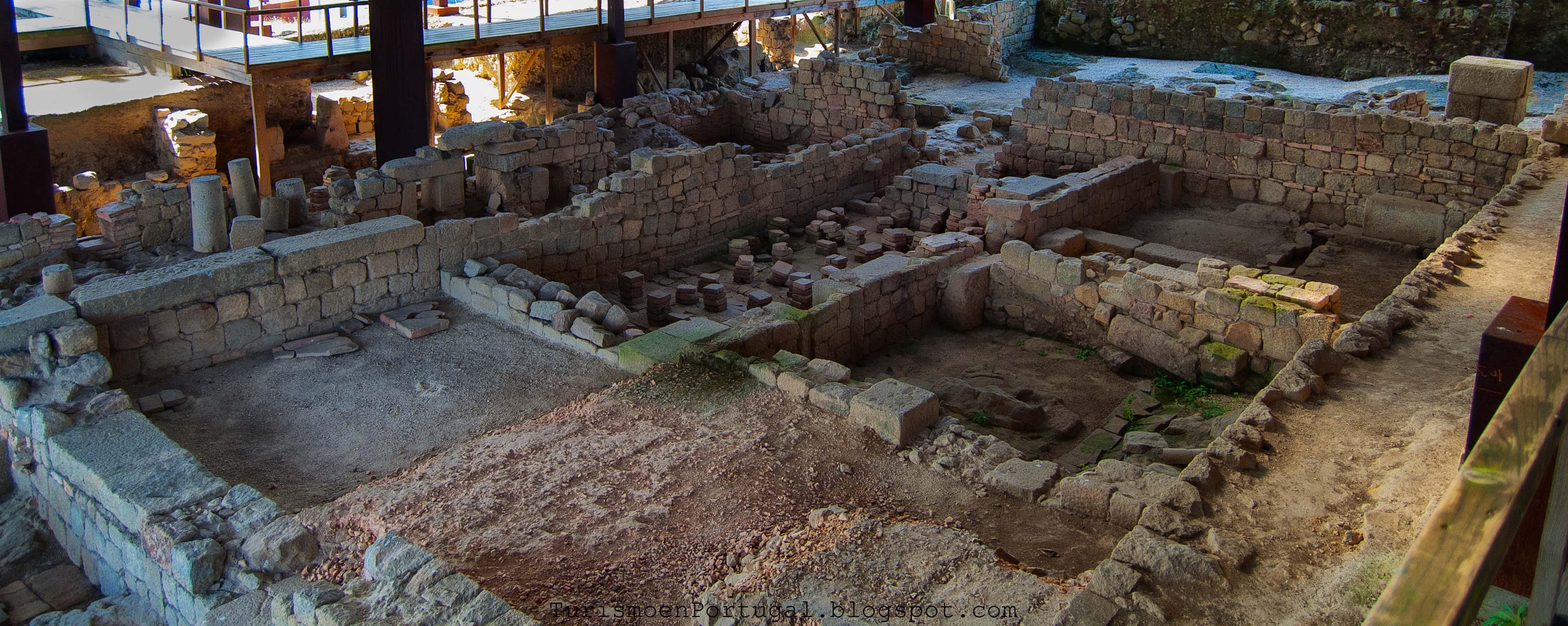 Resultado de imagen de termas romanas braga