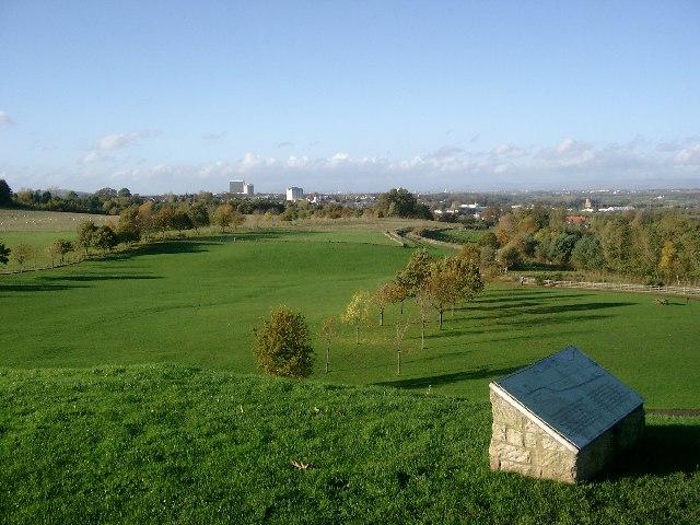 The vista from Chatelherault - geograph.org.uk - 72715
