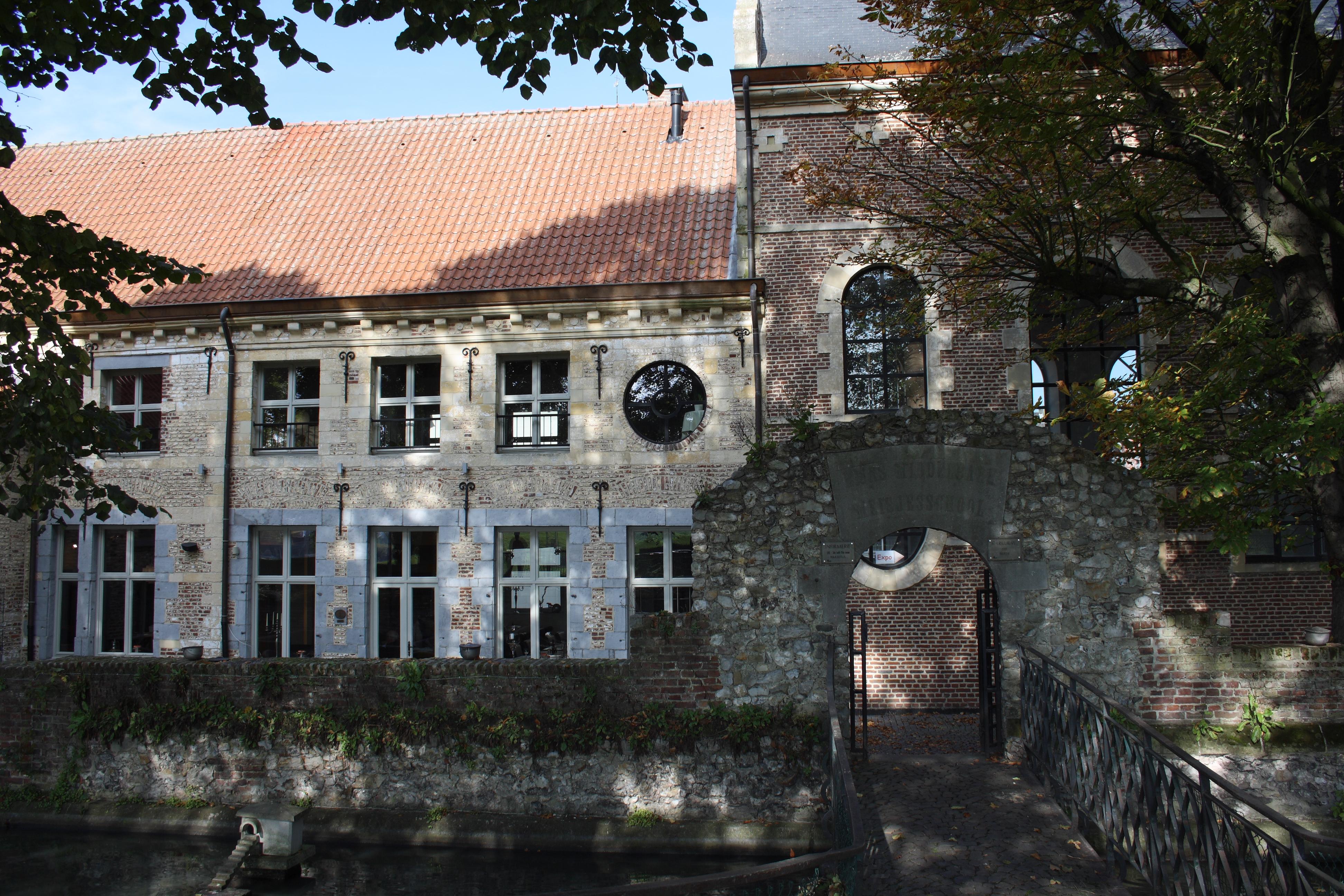Tongeren Belgien file tongeren beginenhof 91 jpg wikimedia commons