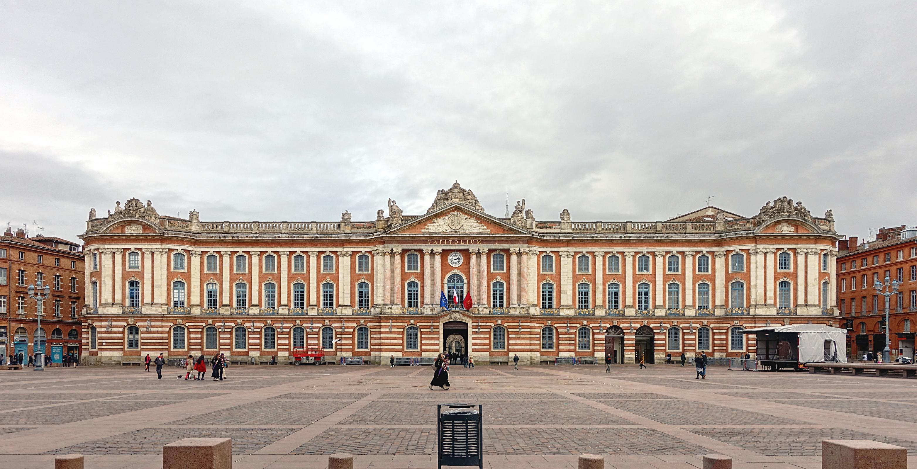 Photos Logo Ville Toulouse