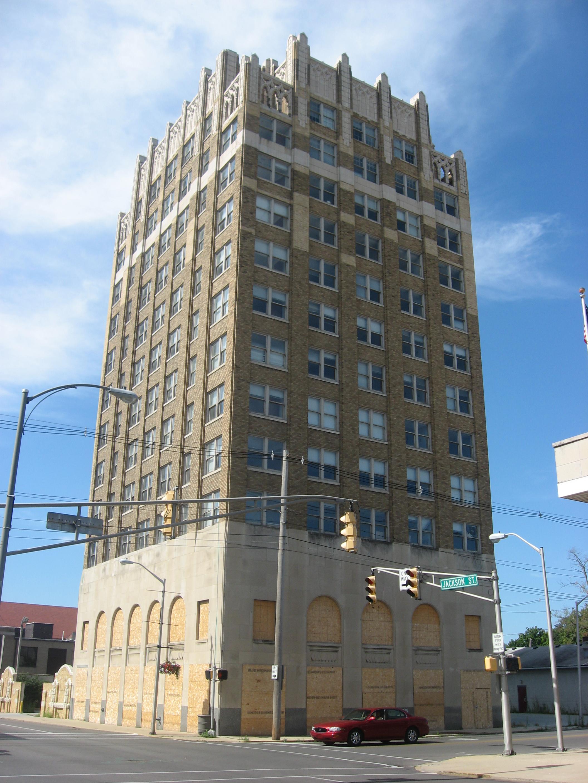 File Tower Hotel In Anderson Jpg