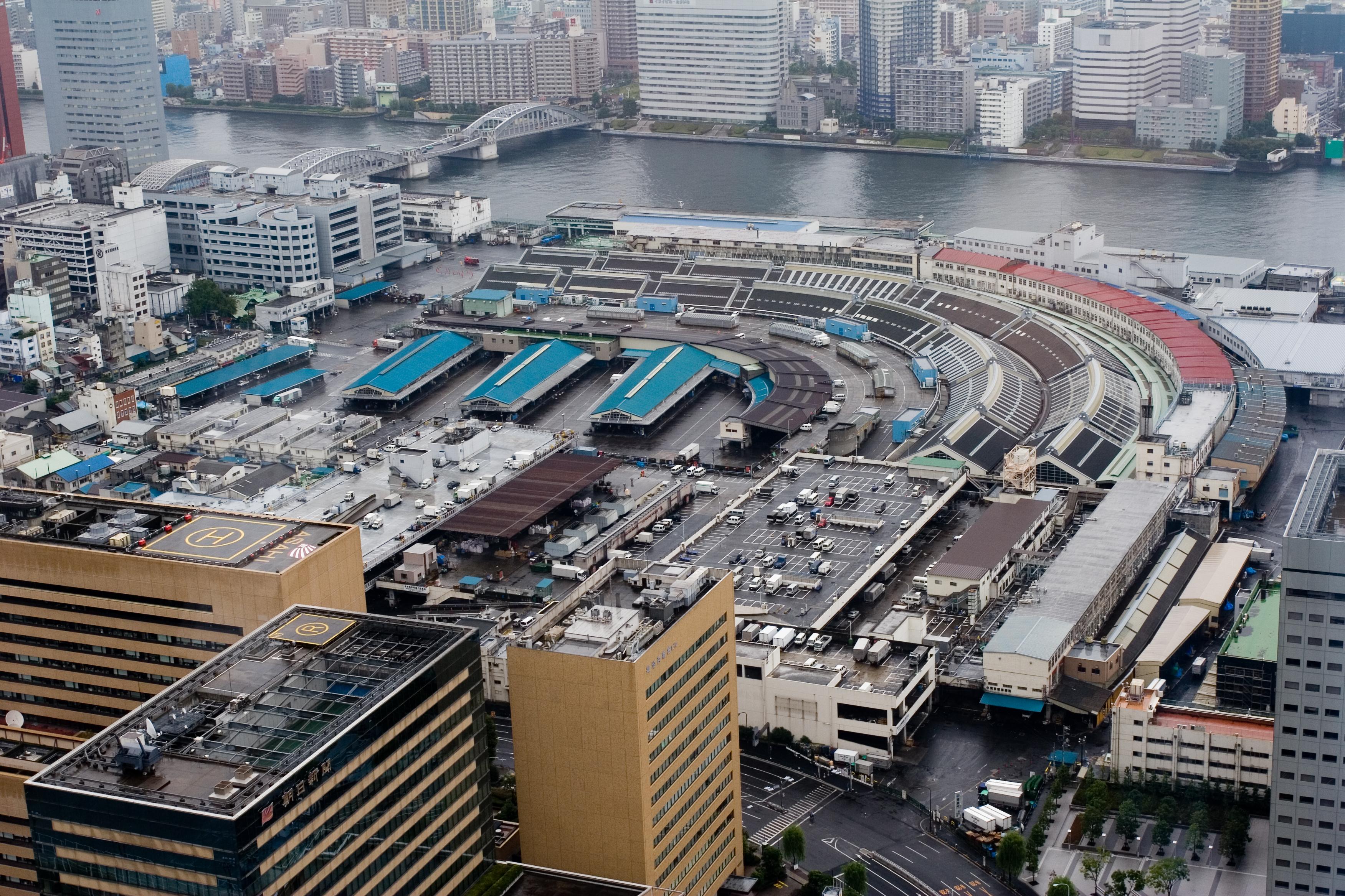 Tsukiji wikiwand for Tsukiji fish market