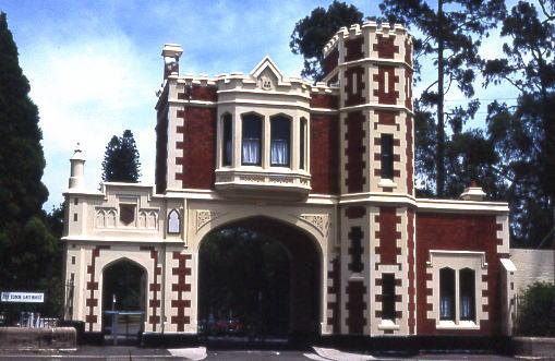 Tudor Gates