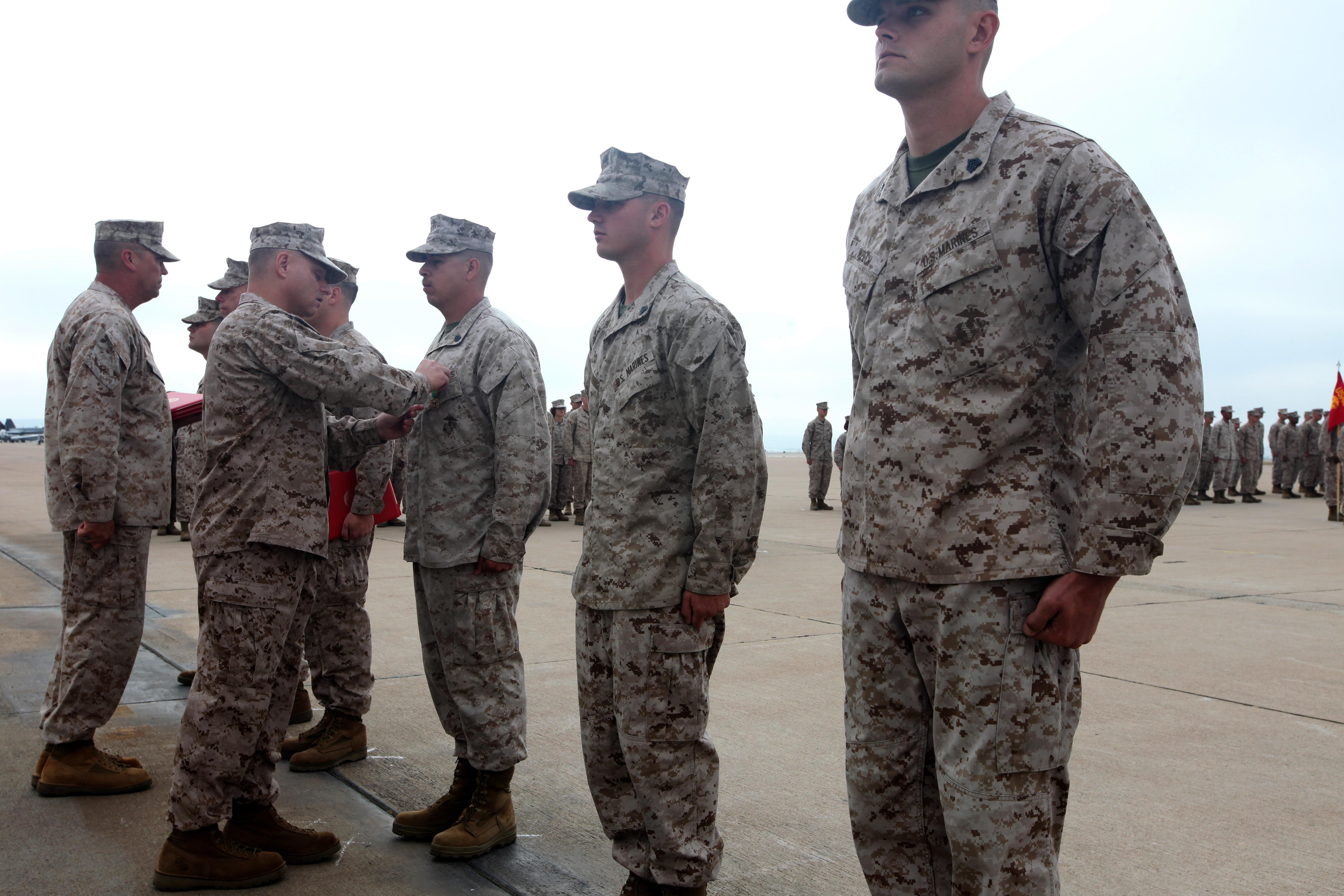File:U.S. Marine Corps Col. Patrick Gramuglia, commanding ...