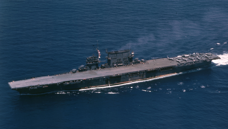 USS Saratoga(CV-3)