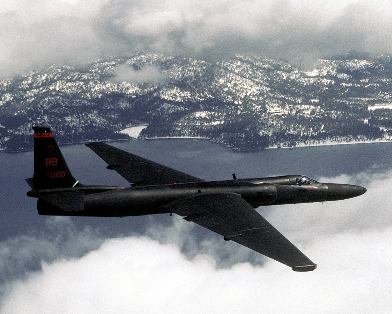 File:US Air ... U2 Spy Plane 1960