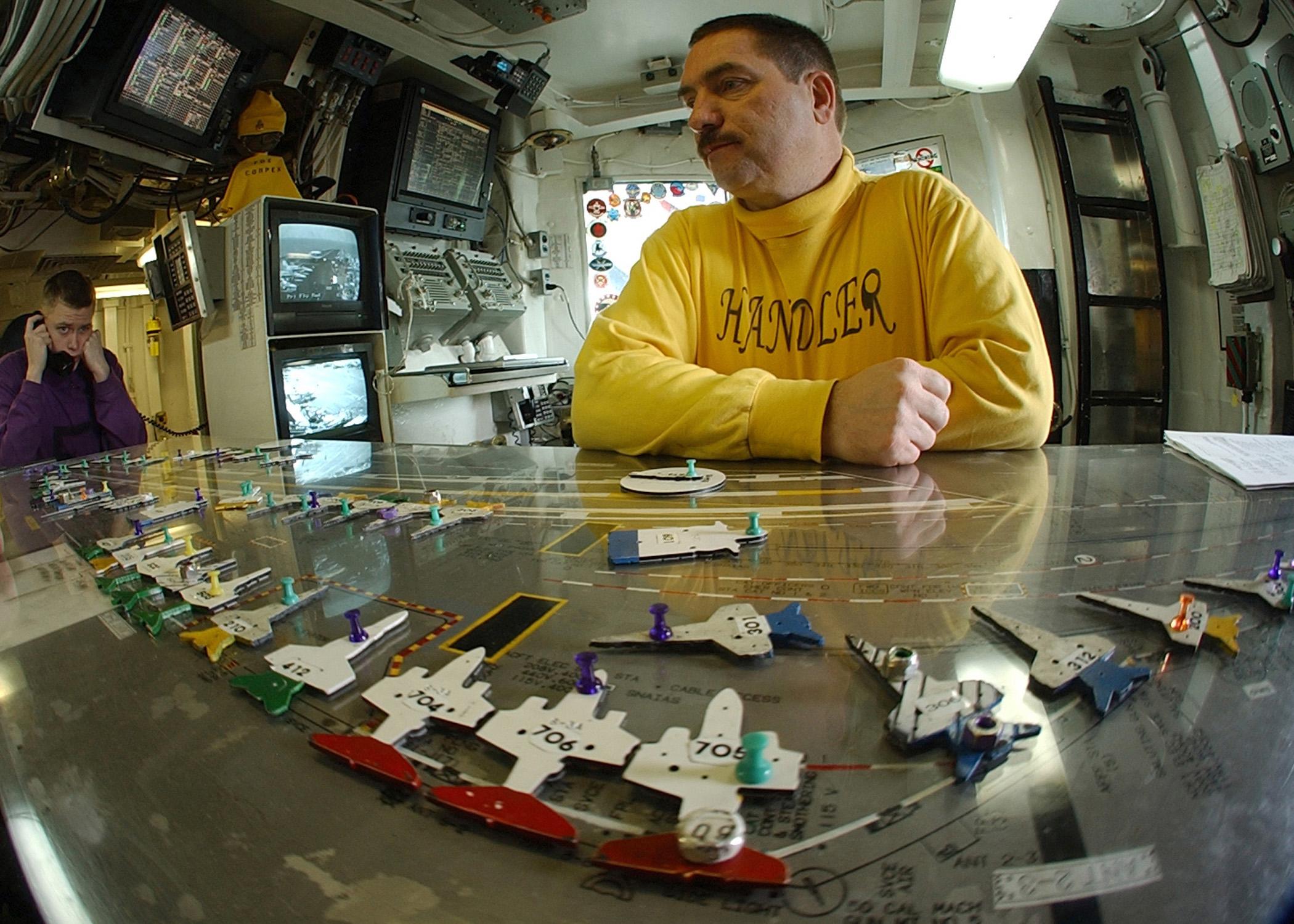 File Us Navy 050316 N 7405p 111 Flight Deck Handler Lt
