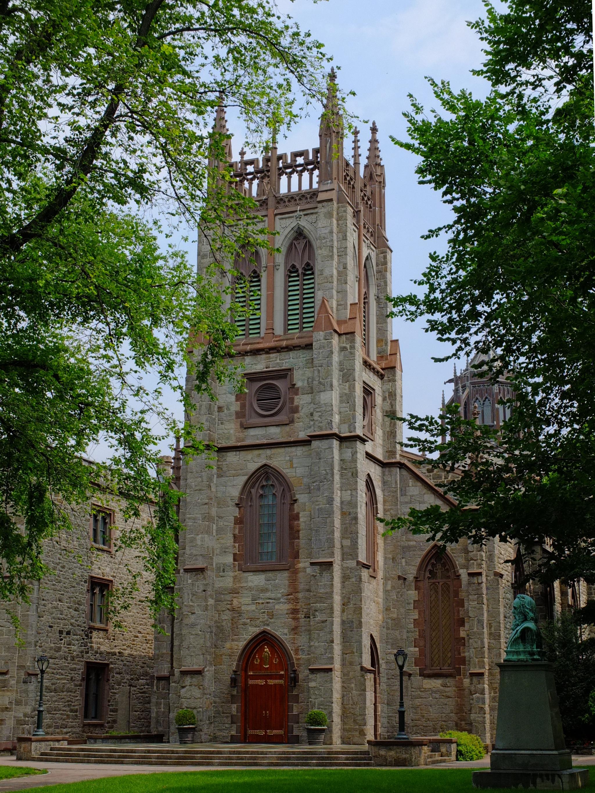 Fordham University Church Wikipedia