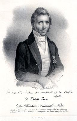 Christian Friedrich Neue