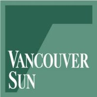 <i>Vancouver Sun</i> daily newspaper in Vancouver, British Columbia