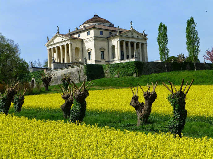 Fichier: Vicenza - (Lista del Patrimonio Mondiale) - Villa Almerico Capra (La Rotonda) .JPG