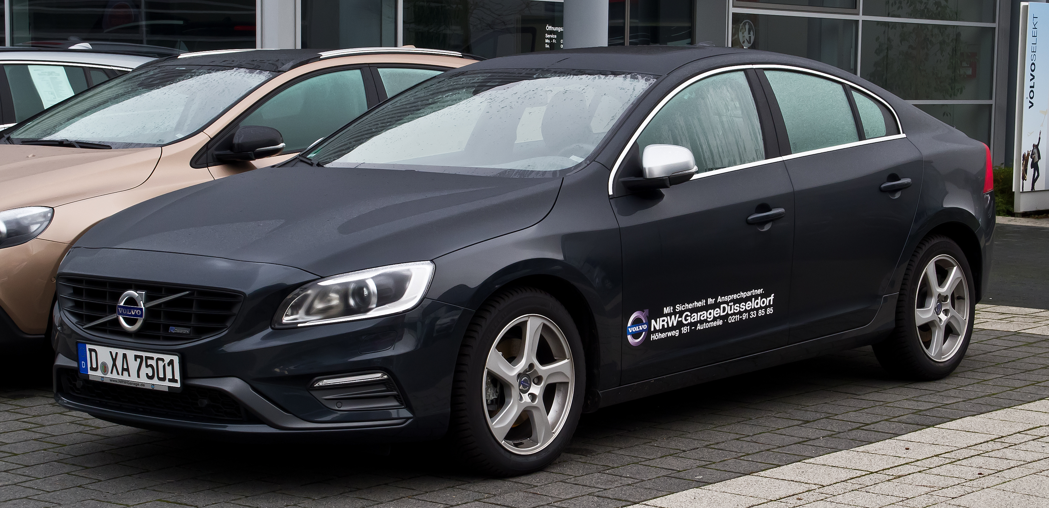 File Volvo S60 R Design Ii Facelift Frontansicht 26