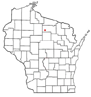 Little Rice, Wisconsin Town in Wisconsin, United States