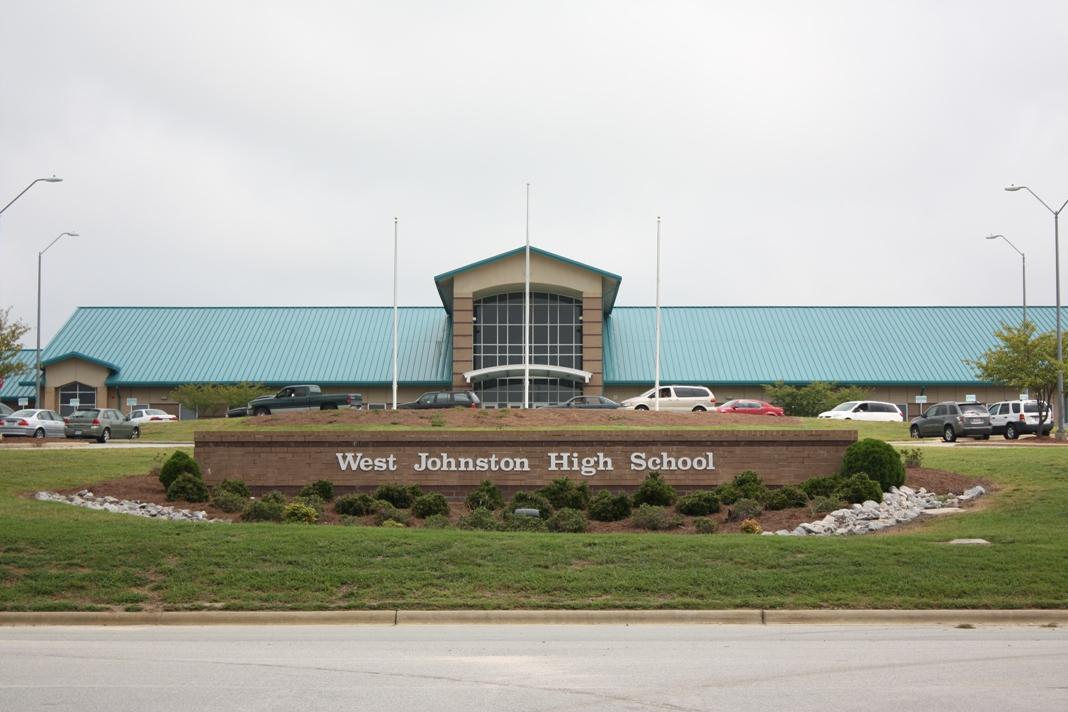 West Johnston High School Car Show