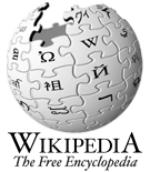 Logo of the English Wikipedia