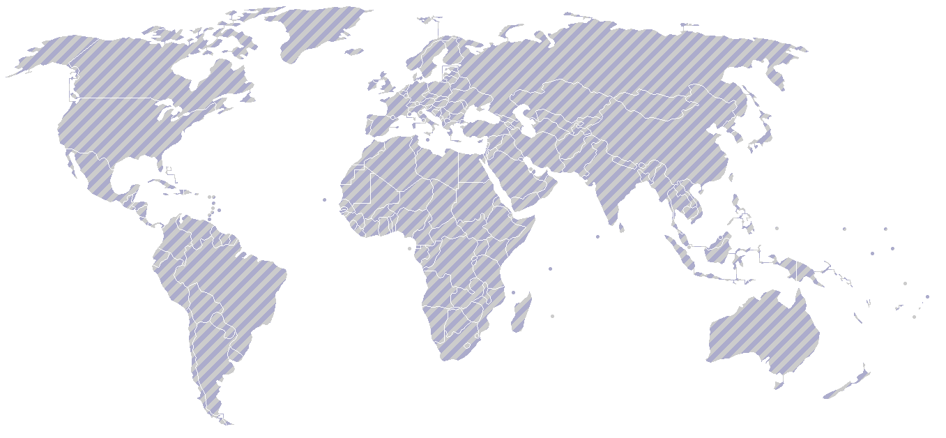 World Map Color