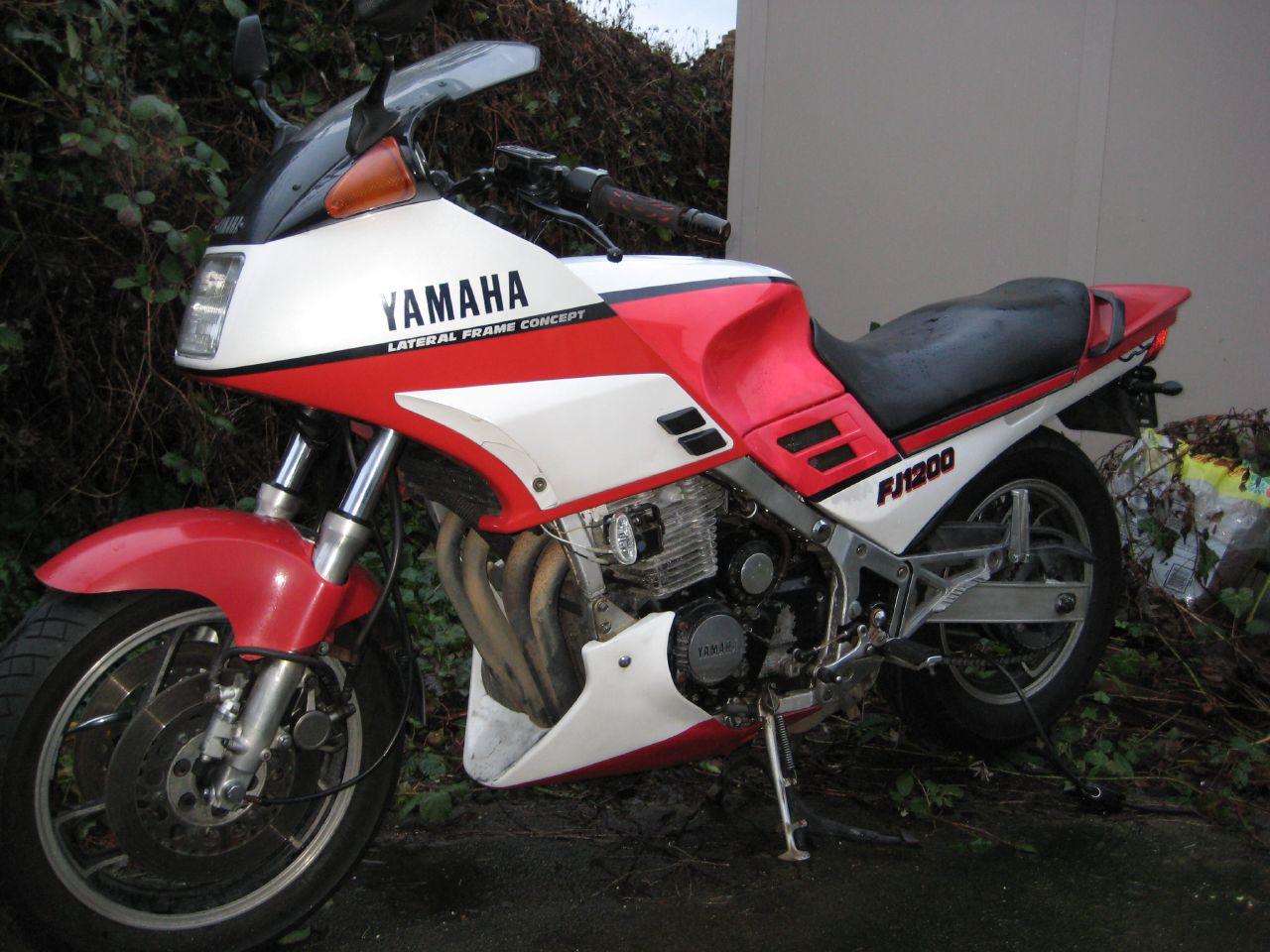 Yamaha FJ 1100 - Wikipedia