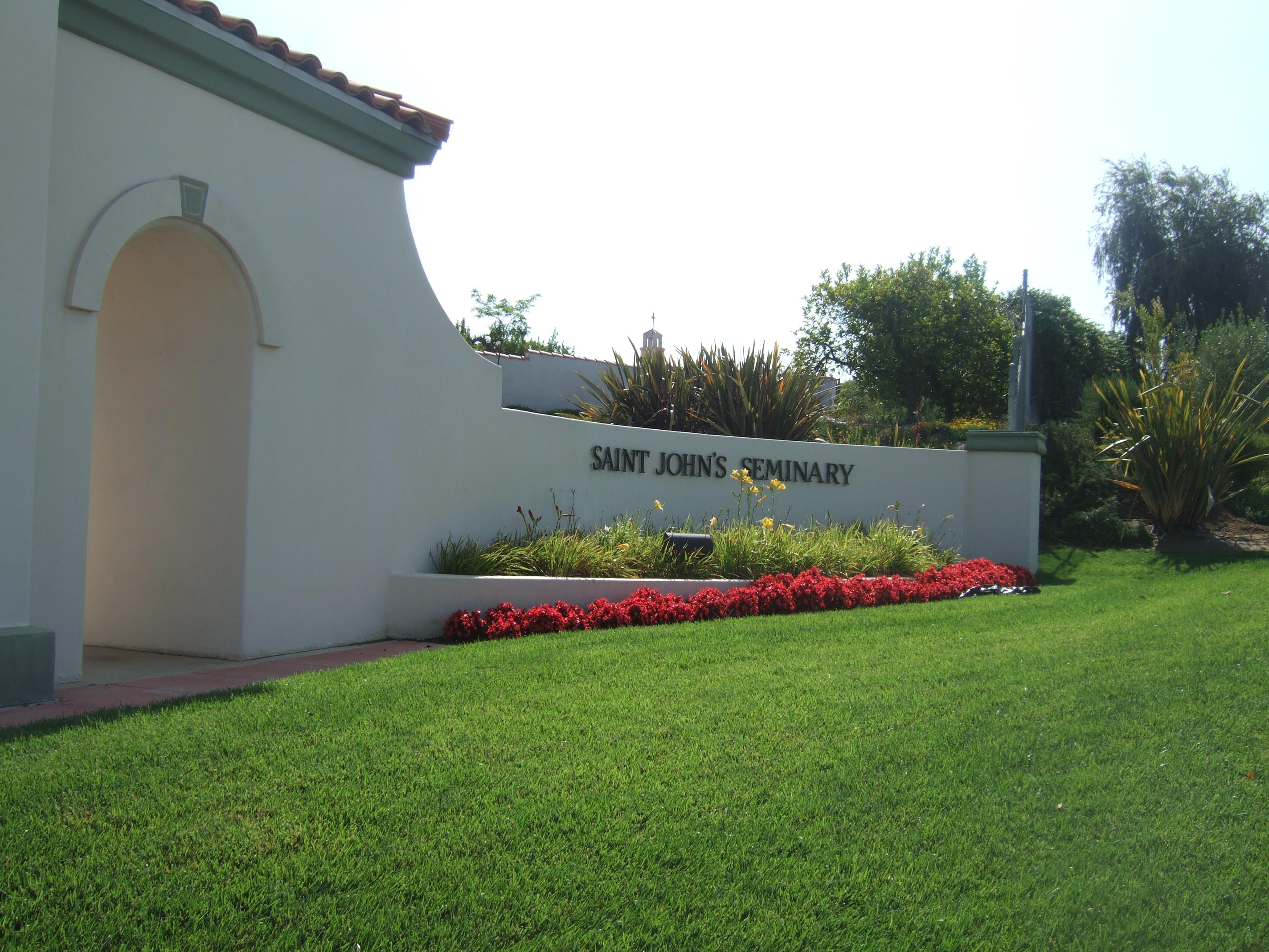8%2f89%2fsaint johns seminary camarillo road faci8ng