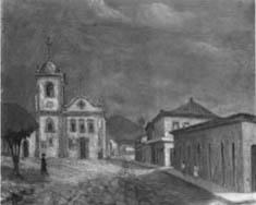 (Igreja de Santa Rita - Paraty)