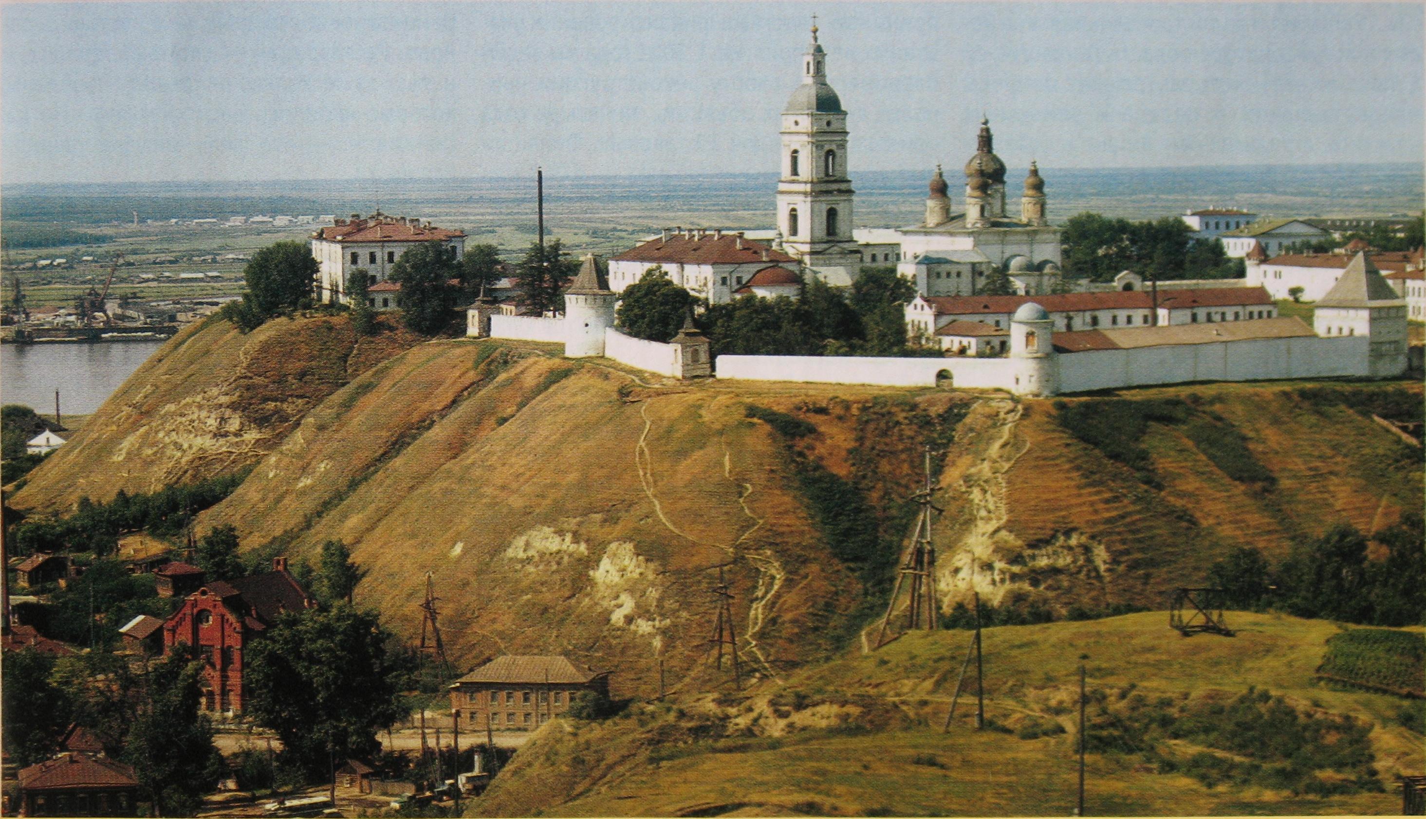 кремль тобольский фото