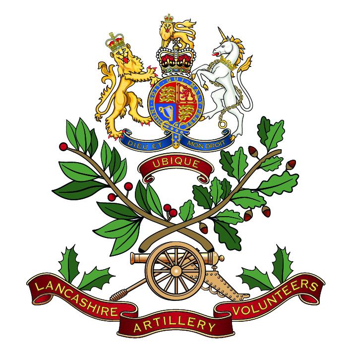 fb1ba935ff09 103rd (Lancashire Artillery Volunteers) Regiment Royal Artillery ...