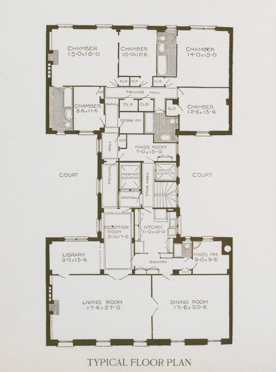 File 135w58thst new york apartment house album for New york house plans