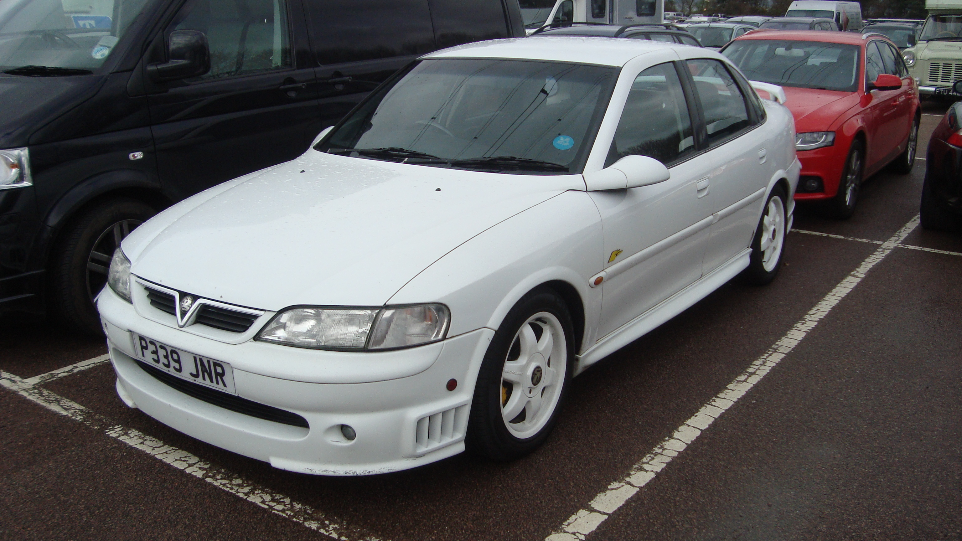Vectra Touring Car