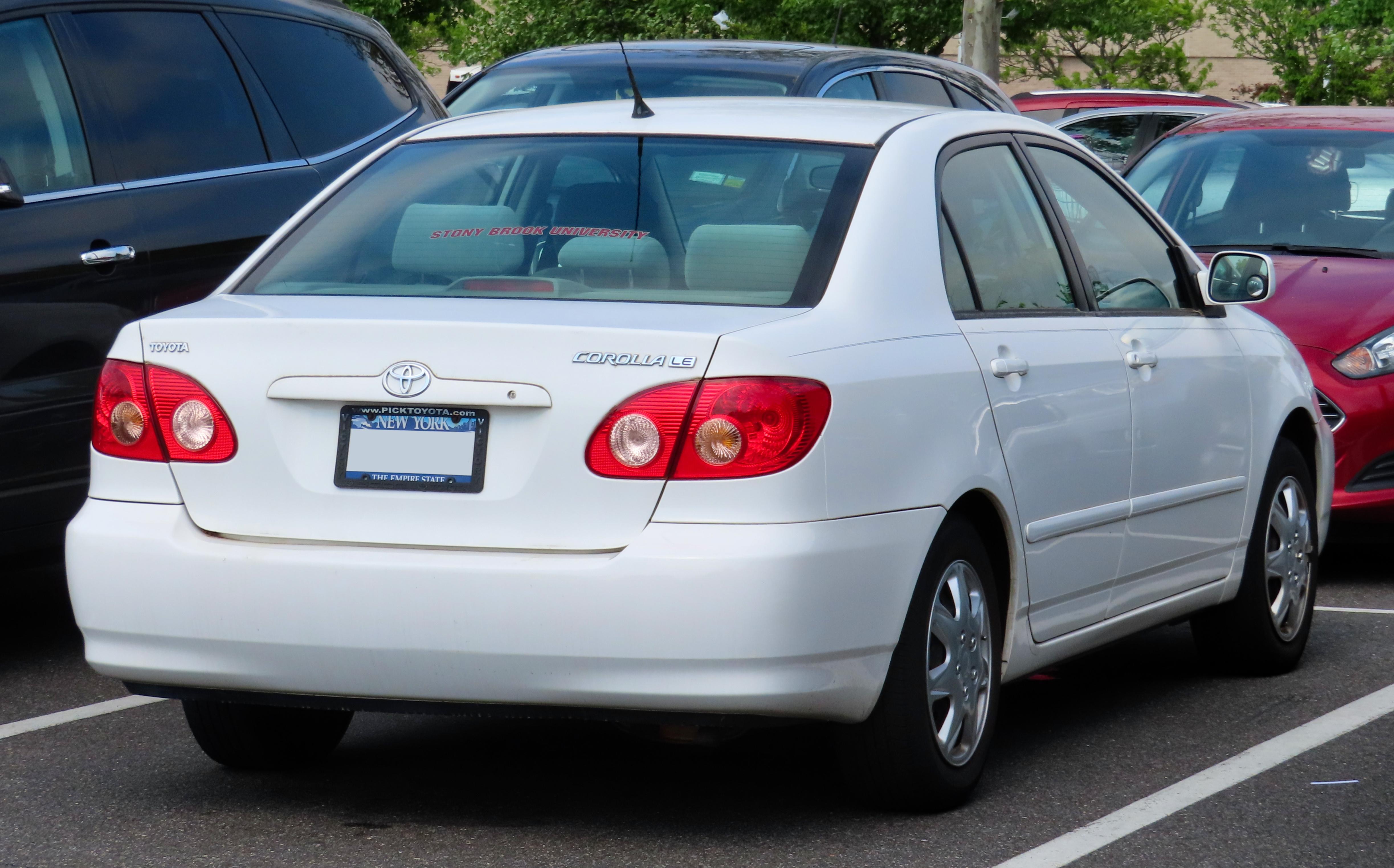 Kelebihan Toyota Corolla 2007 Harga