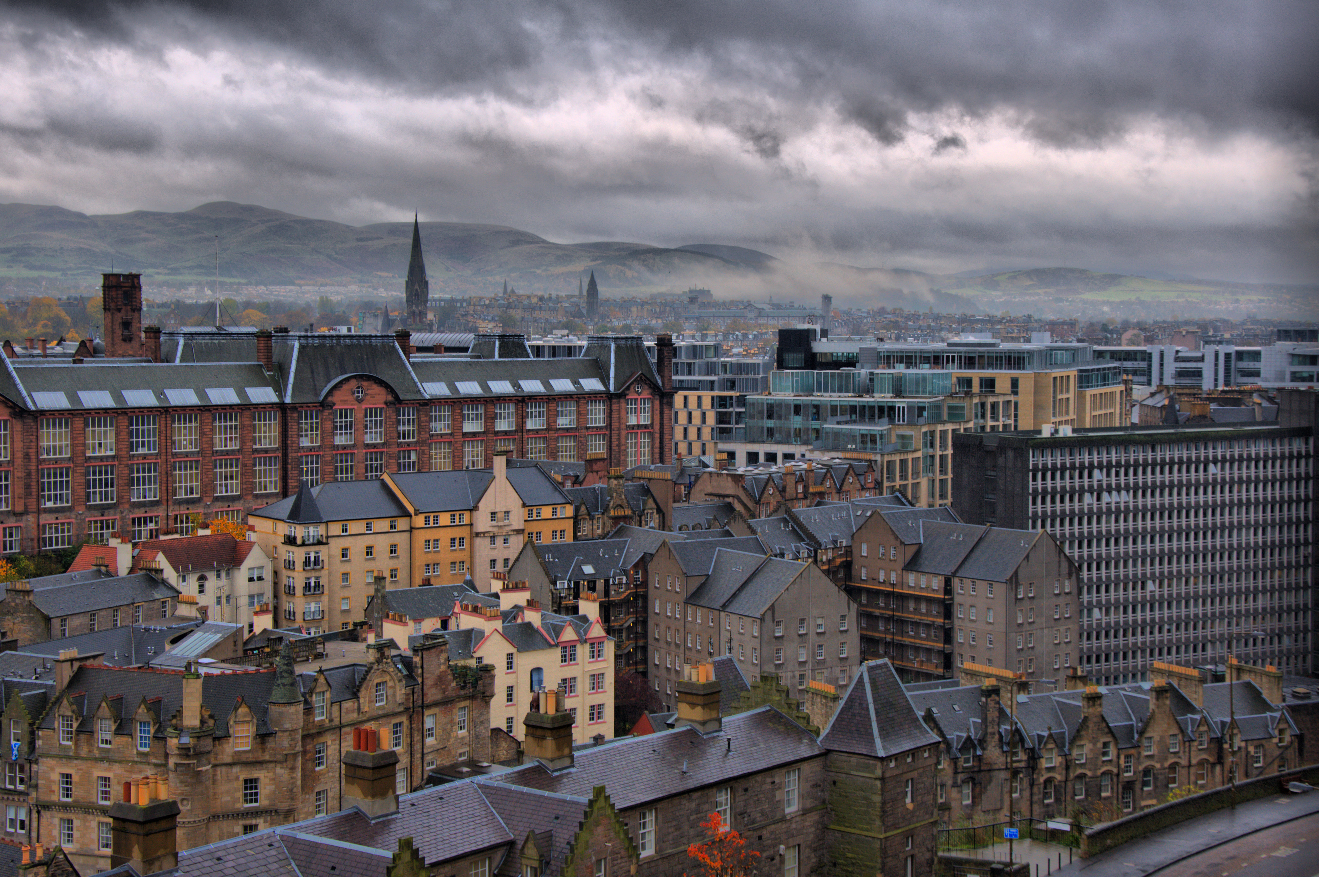 Edinburgh United Kingdom  city photo : 2010 11 04 13 43 15 United Kingdom Scotland Edinburgh HDR ...