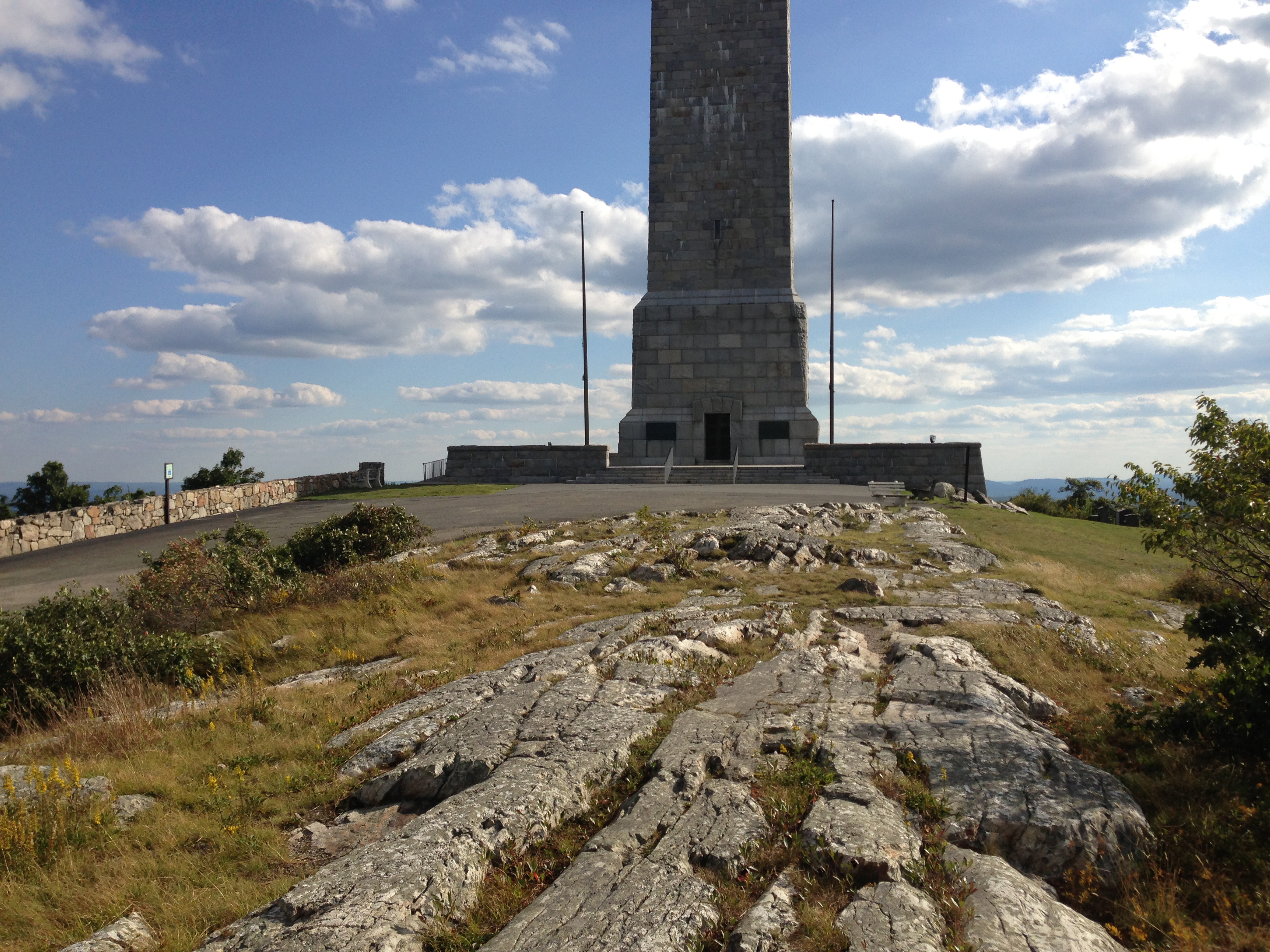 File:2014-08-28 16 53 51 View of the base of High Point Monument from the northeast in High ...