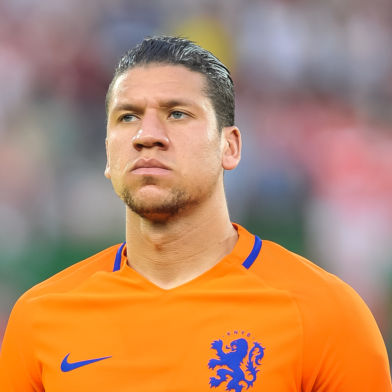 The 27-year old son of father (?) and mother(?) Jeffrey Bruma in 2018 photo. Jeffrey Bruma earned a  million dollar salary - leaving the net worth at 4.3 million in 2018