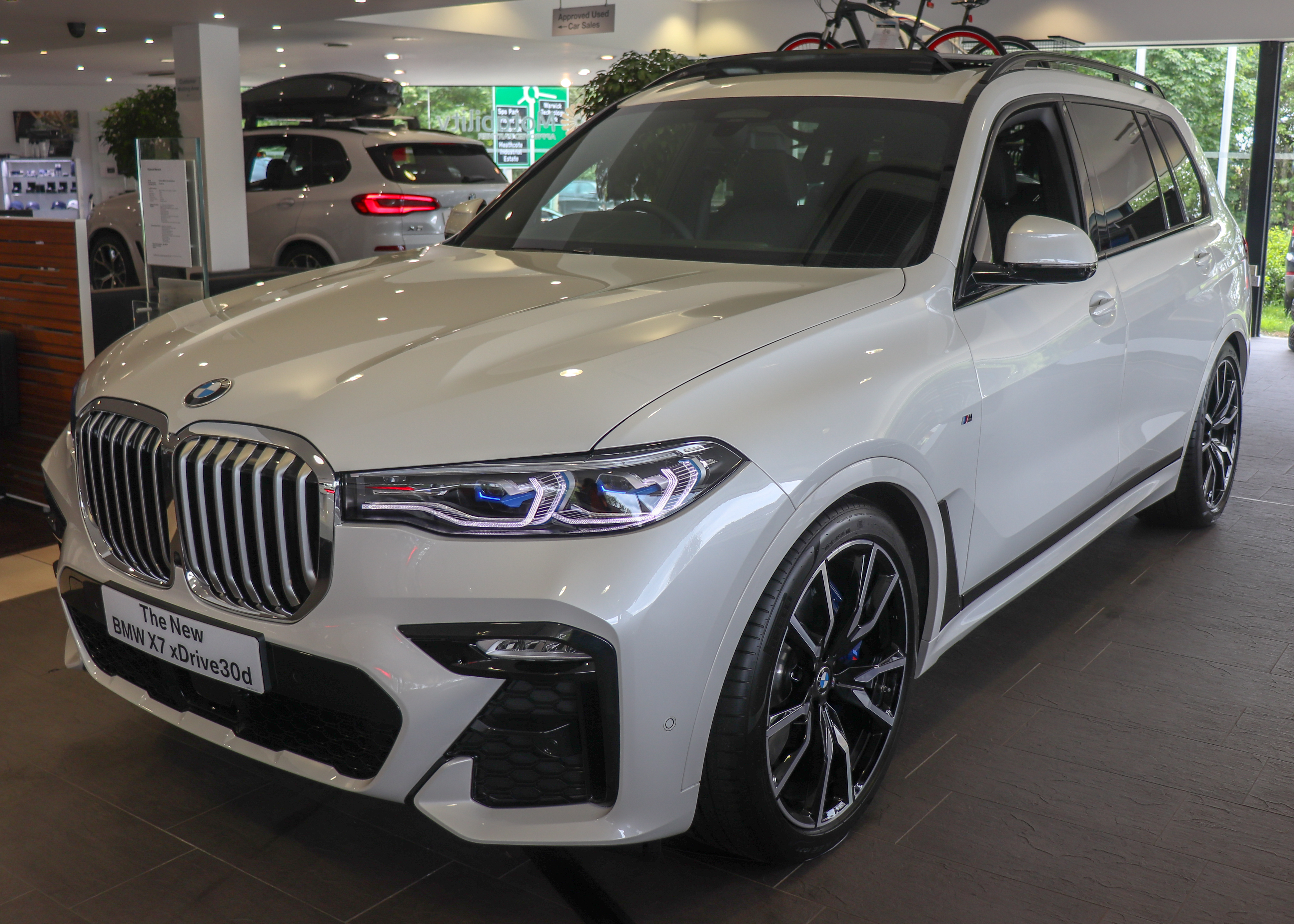 2020 BMW X8 Release Date And Other Details >> Bmw X7 G07 Wikipedia