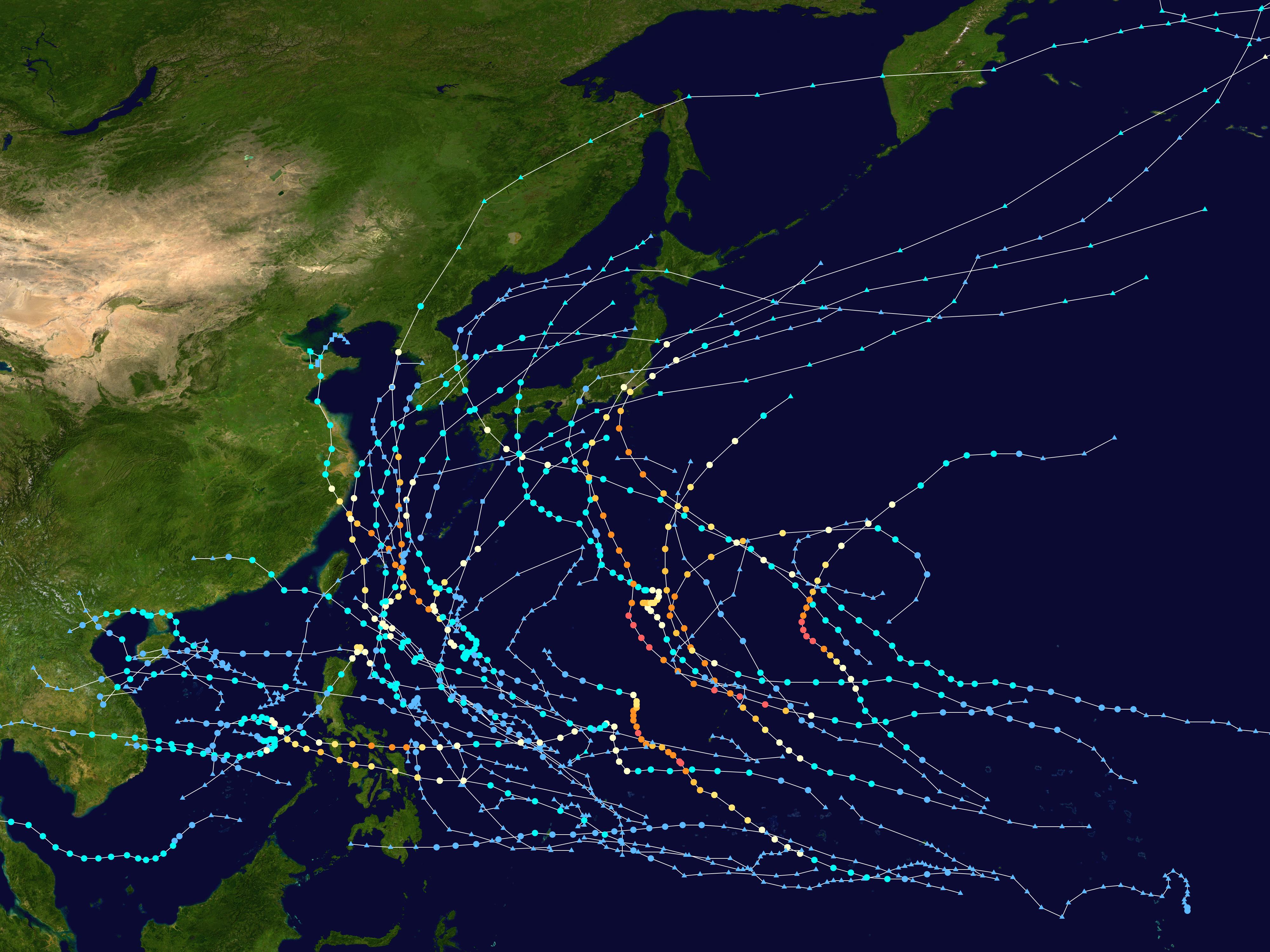 2019 Pacific typhoon season - Wikipedia