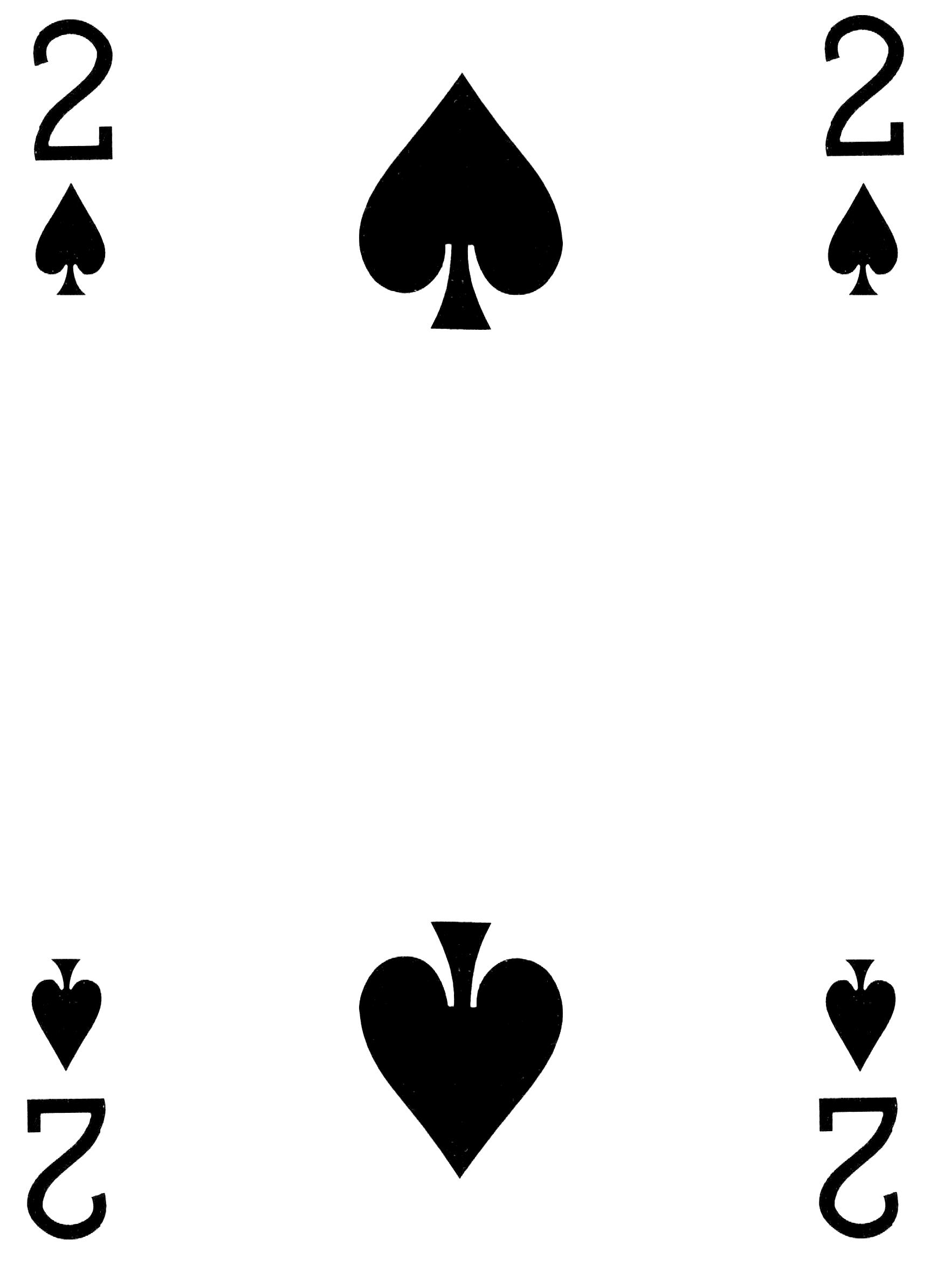 file 41 due di picche jpg wikipedia playing cards clip art borders playing card clip art template free