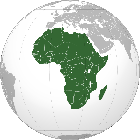 Immaggine:550px-Africa (orthographic projection).png