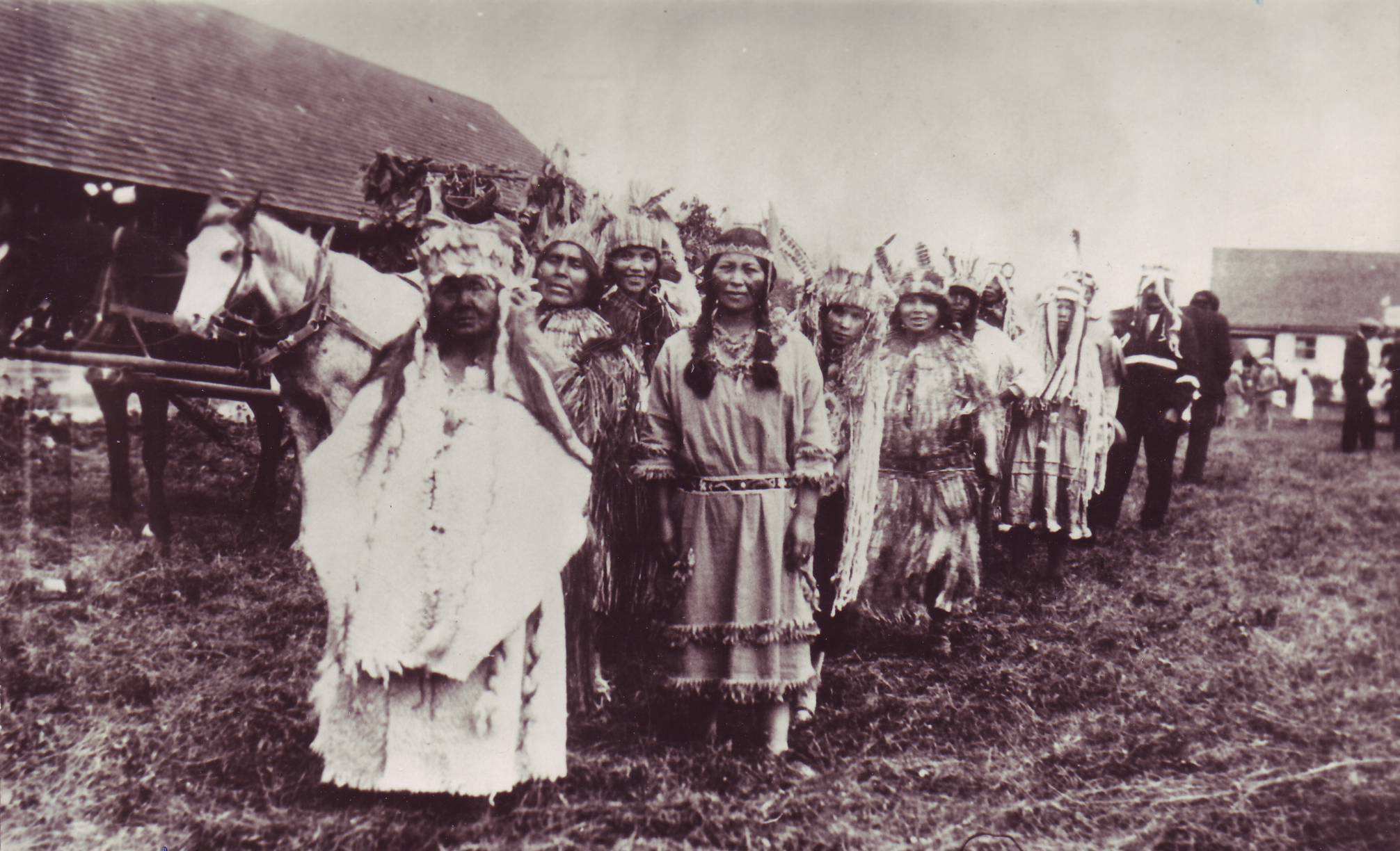 an introduction to the history of the aboriginal people of canada Evidence is submitted by dozens of aboriginal witnesses to rev annett's book on genocide in canada, hidden from history: the over two million people.