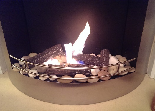 Ethanol for Denatured alcohol for fireplace