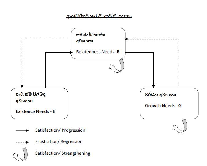 Alderfer'in E.R.G. Kuramı (Existence-Relatedness-Growth Theory) 27