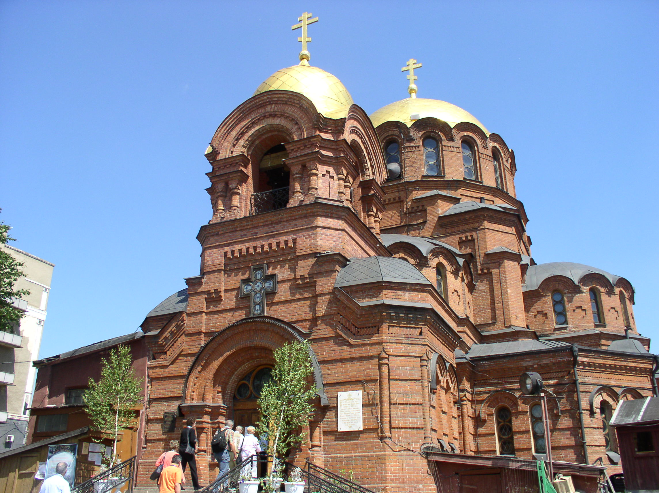 Description alexander nevsky cathedral novosibirsk 01 jpg