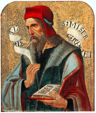 Anónimo, poss. Catalão - Profeta Isaías