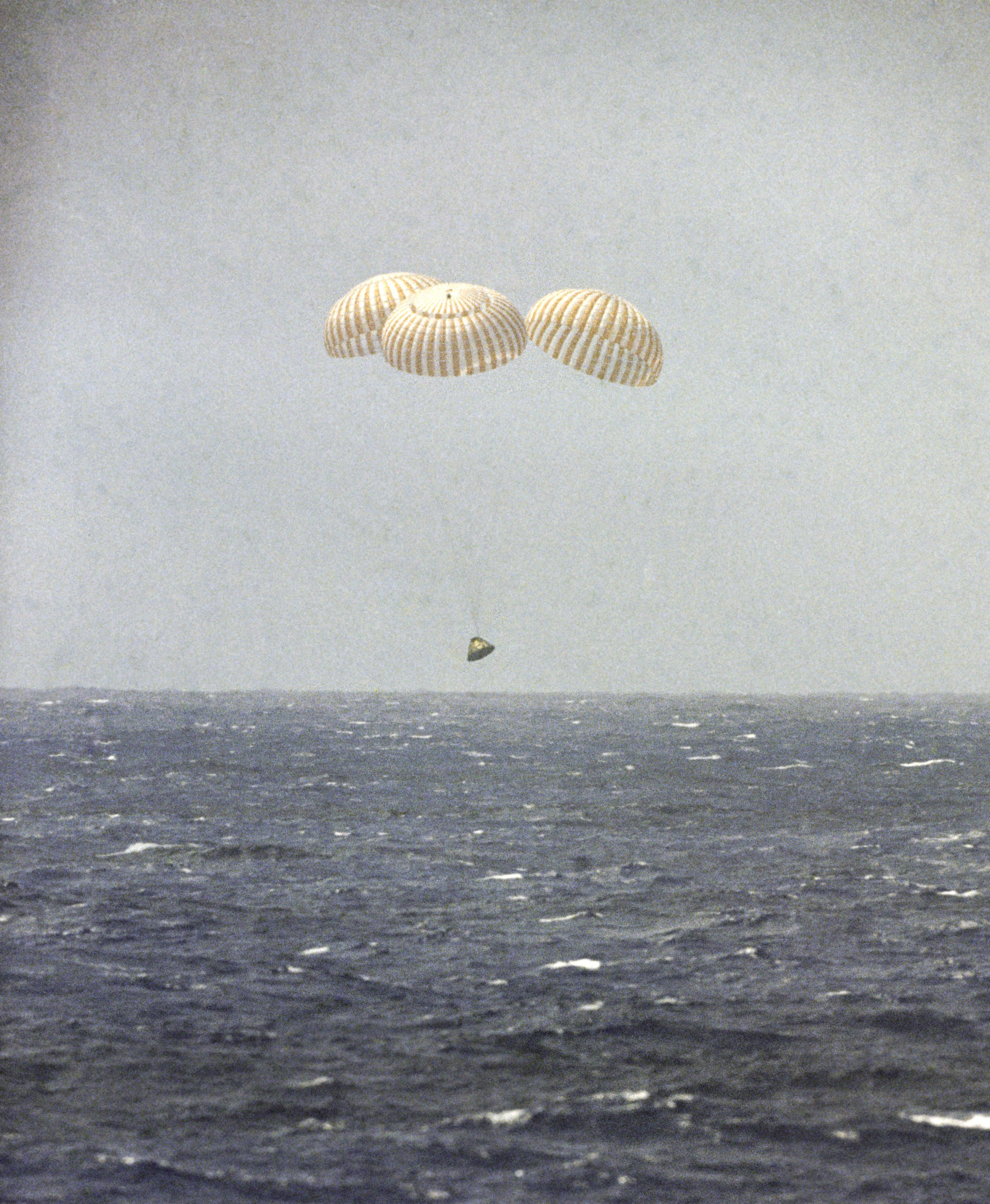 apollo 8 landing - photo #1
