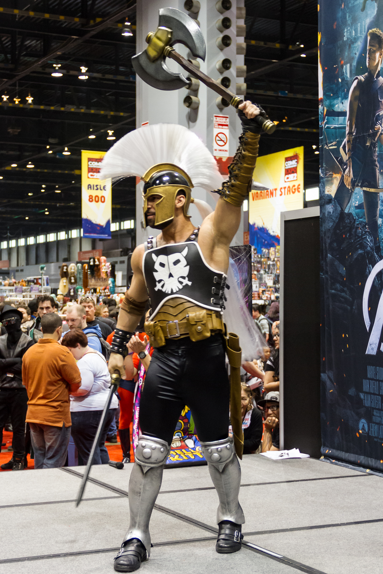 File:Ares Cosplayer.jpg - Wikimedia Commons