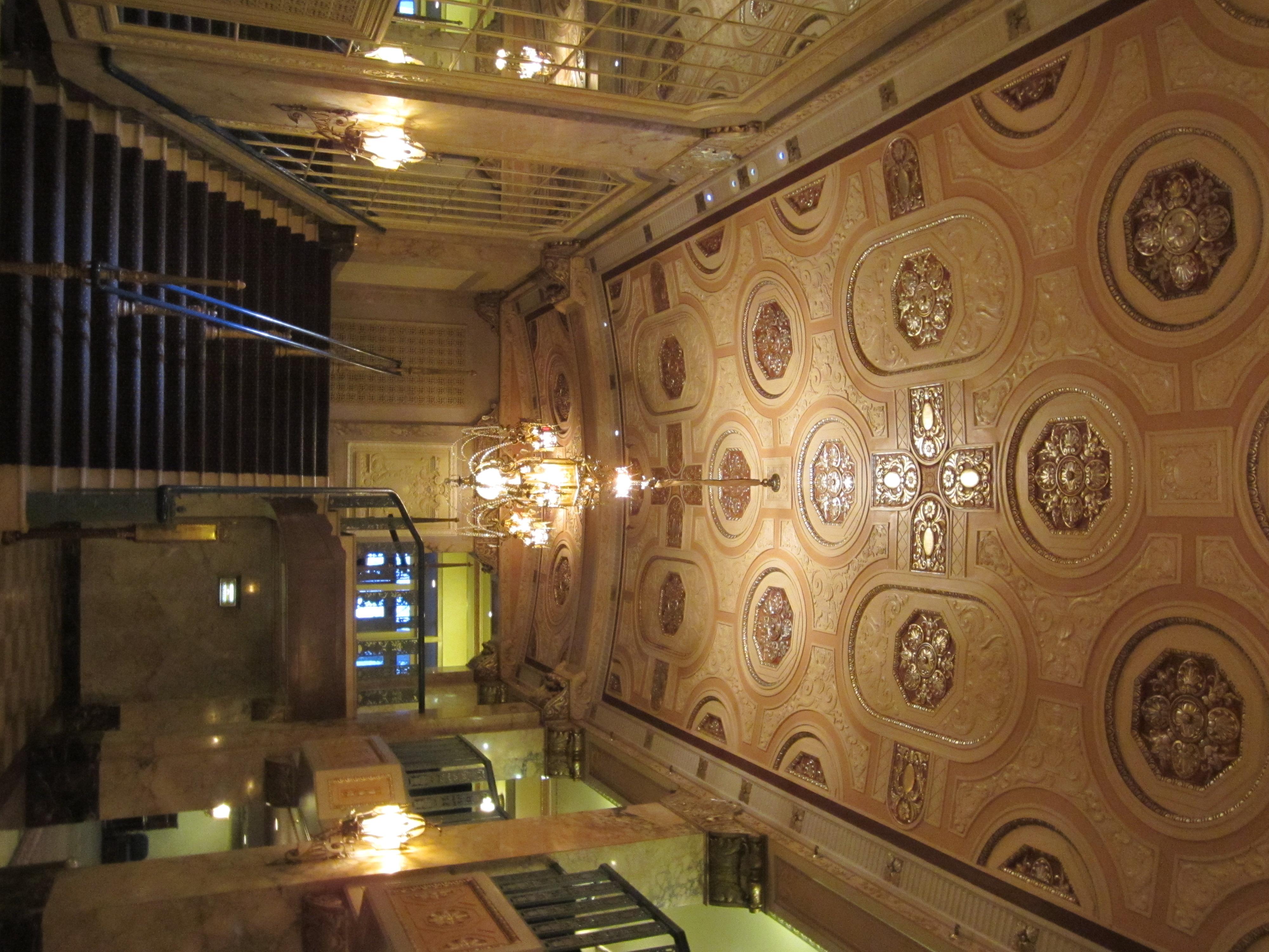 File Arlene Schnitzer Concert Hall Staircase 2011 Jpg