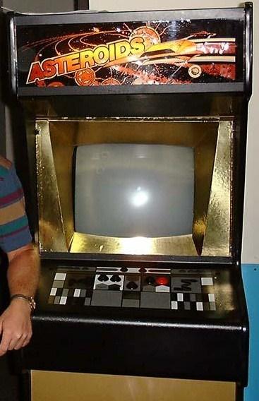 asteroids arcade cabinet - photo #29