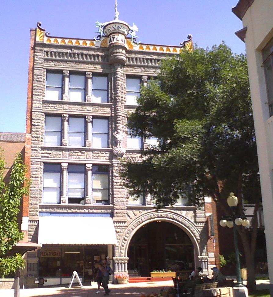 Helena Historic District (Helena, Montana) - Wikipedia