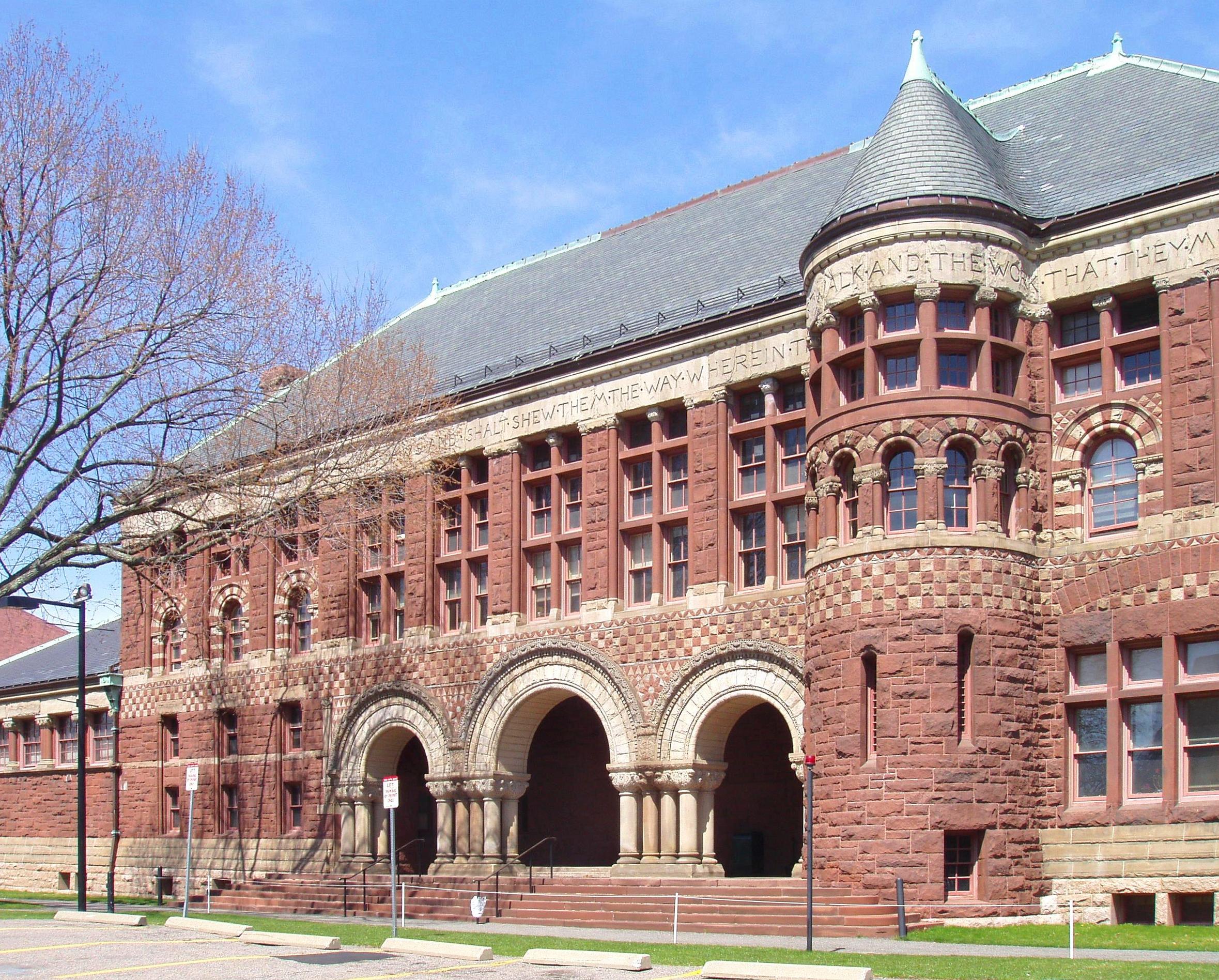 Austin Hall (Harvard University) - Wikipedia