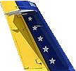 B&H Airlines tail (white).PNG