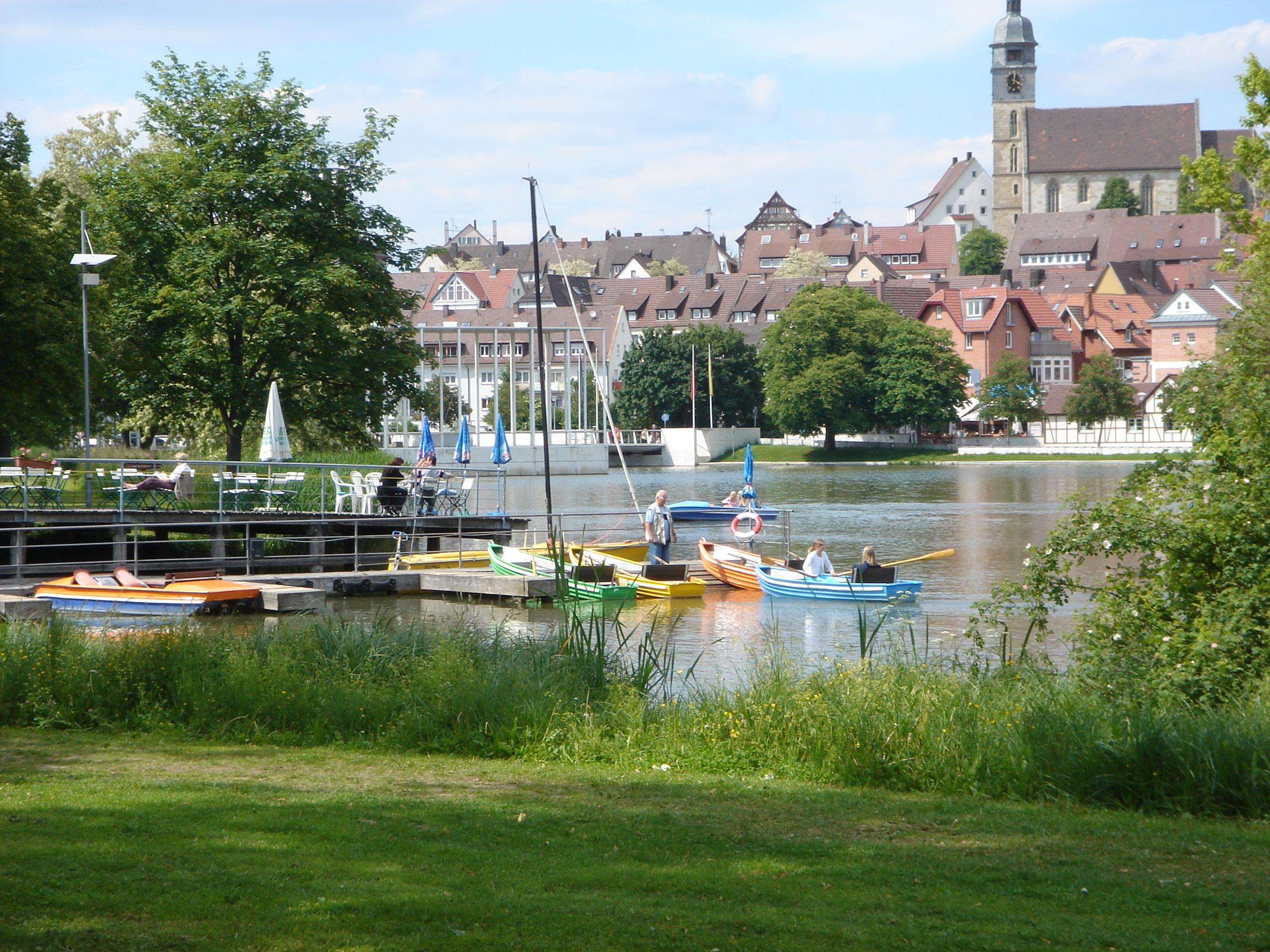 Boblingen Germany  city photo : Böblingen oberer See 02 Wikimedia Commons
